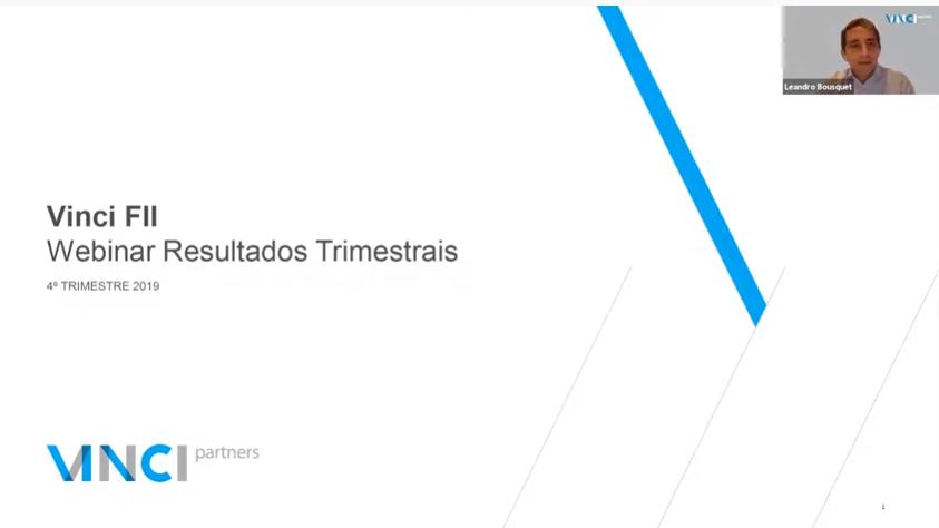 Webinar de Resultados Trimestrais 4T19