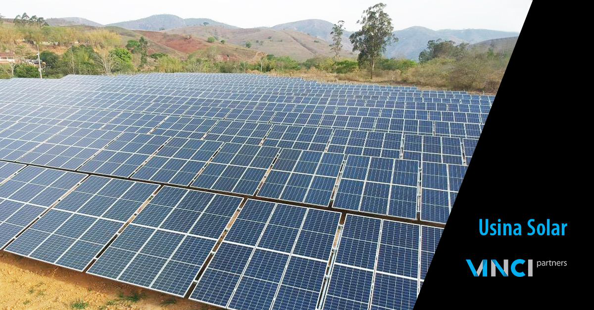 Uso de Energia Solar no BM 336 | Vinci Offices FII (VINO11)